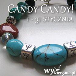 Wydziergane.pl - konkurs Candy styczeń 2014