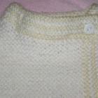 Sweterek- komplet z waloneczkami