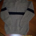 Męski sweter a'la Limestone